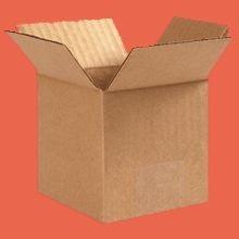 Cardboard Boxes - 7 Inch x 7 Inch x 5 Inch