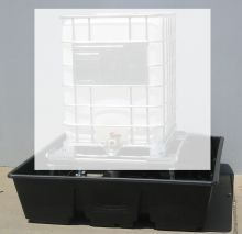 Replacement Sump For Low Cost IBC Spill Protection