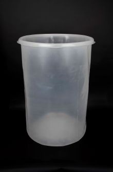 55 Gallon Liner - Straight Side - Seamless - 30 mil