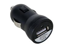 Cigarette Lighter(12 volt) to USB Power Adapter