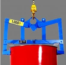 MORSE Verti-Karrier Drum Lifter