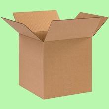 Cardboard Boxes - 7 Inch x 7 Inch x 12 Inch