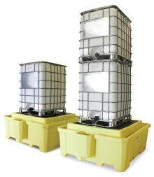 2000i One-Piece IBC Spill Pallet