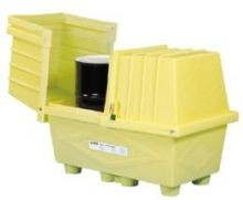 Enpac Outdoor Storage for Two Drums