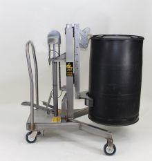 Easy Lift Economy Drum Transporter - Stainless Steel Model