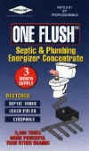 One Flush Septic & Plumbing Energizer Concentrate