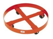 Drum Dolly - 30 Gallon - Carbon Steel