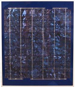 Solar Panel, 20 Watt - 17.3 Volt
