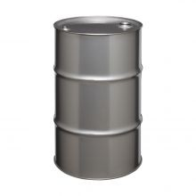 30 Gallon Tight-Head Stainless Steel Drum
