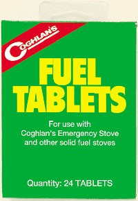 Solid Fuel Tablets / Box of 24