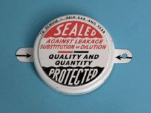2 Inch Round-Head Steel Capseal - Seal Protected