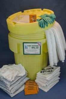 95 Gallon OilSorb Plus Spill Response Kit
