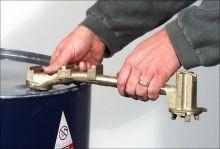 Universal Drum Plug Wrench - Manganese Bronze - Non-Sparking