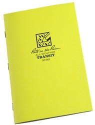 Transit Pattern Notebook