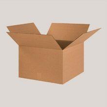 Cardboard Boxes - 20 Inch x 20 Inch x 12 Inch