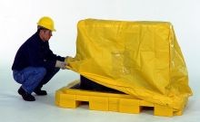 Pullover Cover For 2 Drum UltraTech Poly Spill Pallet
