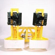 Eagle-Grip Heavy-Duty Drum Grabber - Double Drum - Double Clamp