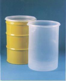 16 Gallon Straight Side Anti-static - Seamless Drum Liners - 15 mil