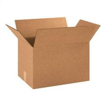 Book - Cardboard Boxes - 18 Inch x 12 Inch x 12 Inch