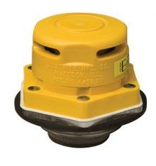 ustrite 2 Inch Safety Drum Vent - Vertical (Dual-Action)