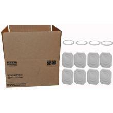 Hazmat Packaging Holds Four - 1 Gallon Paint Cans