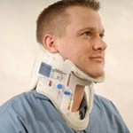 Adjustable Ambu Perfit Cervical Collar - Adult