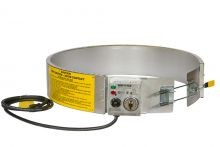 EXPO Electric Drum Heater - Infinite (Variable) Control - For 55 Gallon Steel Drums
