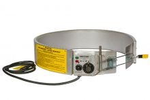 EXPO Electric Drum Heater- Thermostat Control - For 55 Gallon Steel Drums