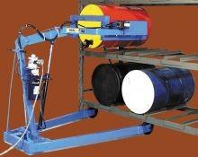 MORSE Omni-Lift Drum Racker - Air Lift/Manual Tilt