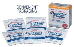 QuikClot ACS ( 25 Gram) Hemostatic Sponge