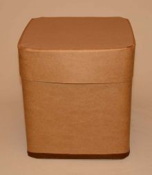 15 Gallon All-Fiber Drum - Square