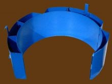 MORSE Karrier Diameter Adapter - Carbon Steel