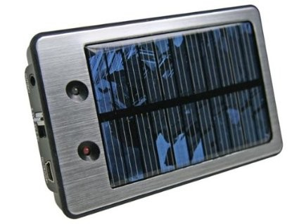 Solar-Powered Charger- LI-ION Battery