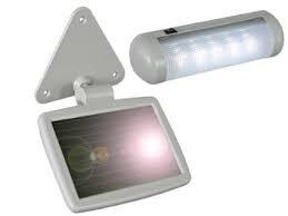 Solar Powered Light