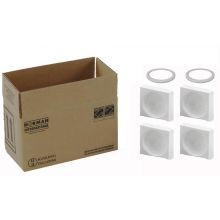 Hazmat Shipper Box Holds Two - 1 Quart Paint Cans