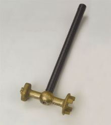 Socket/Prong Drum Plug Wrench -Bronze - Non-Sparking