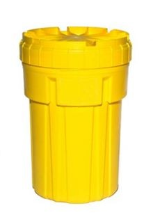 30 Gallon Plastic Salvage Drum