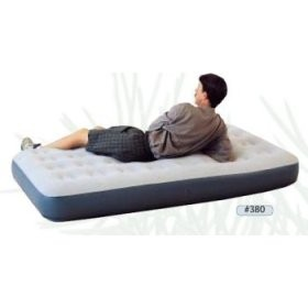 Air bed, deluxe, twin size