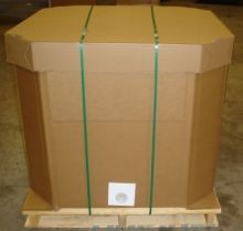 275 Gallon LiquiSet IBC Packaging System with Pillow Liner