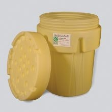 95 Gallon Plastic Salvage Drum