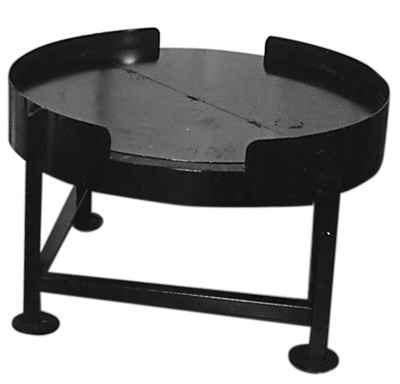 Vertical Tank Stand - 32 inch dia - 18 inch high