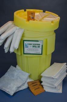 65 Gallon OilSorb Spill Response Kit