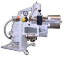 Wizard Self-Propelled Drum Deheader - Automatic Air - Outside Cut - USDA Approved