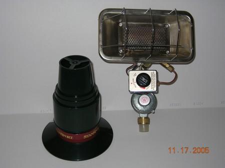 Portable Golf/Marine/Hunting/Outdoor Propane Heater
