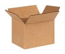 Cardboard Boxes - 6 Inch x 4 Inch x 4 Inch