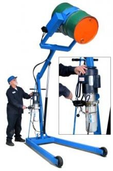 MORSE Hydra-Lift Karrier - Manual Tilt - Air Lift