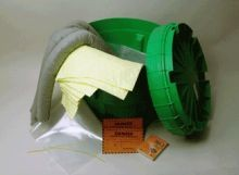 20 Gallon CleanSorb Spill Response Kit - Eco Friendly