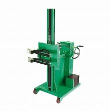Valley Craft Roto-Lift Drum Handler - 78 Inch Air Model - Counter Weight