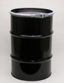 Standard Open-Head Steel Drum - 30 Gallon - Epoxy Phenolic Lining