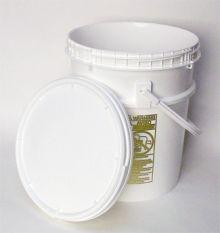 5 Gallon Screw-Top Plastic Pail